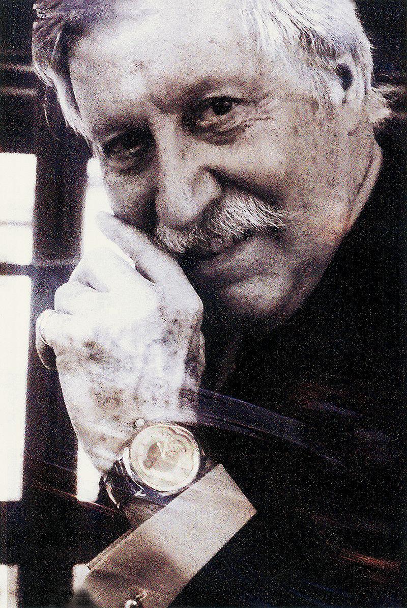 Gerald Genta, il creatore del Nautilus e del Royal Oak