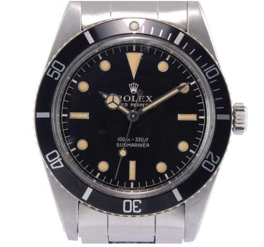 Rolex Submariner: il tempo dell'abisso