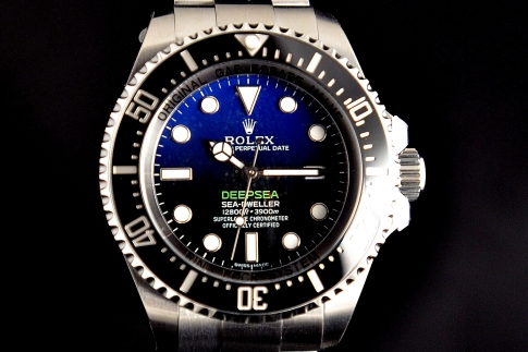 Rolex Sea-Dweller vs Rolex Deepsea