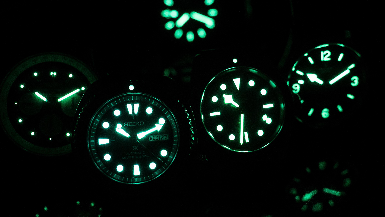 La scienza della luminescenza
