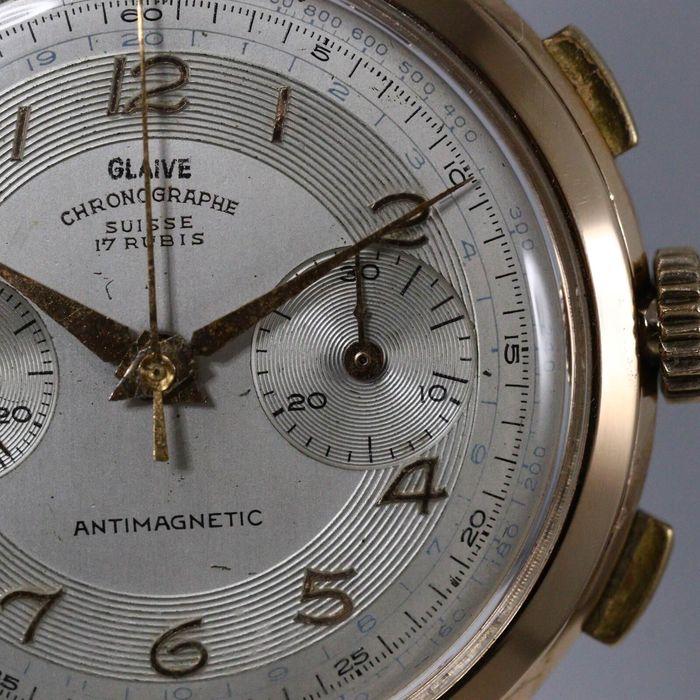 Chronographe Suisse Cie